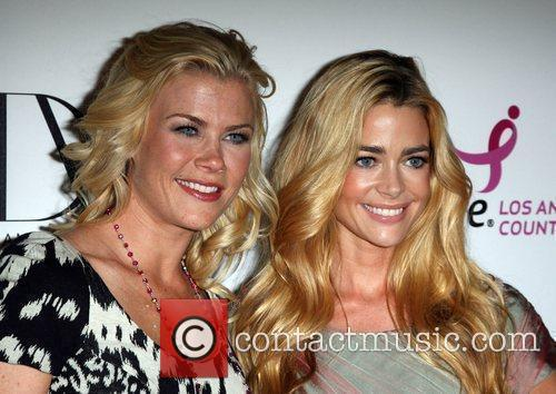 Denise Richards and Alison Sweeney Fashion show for...