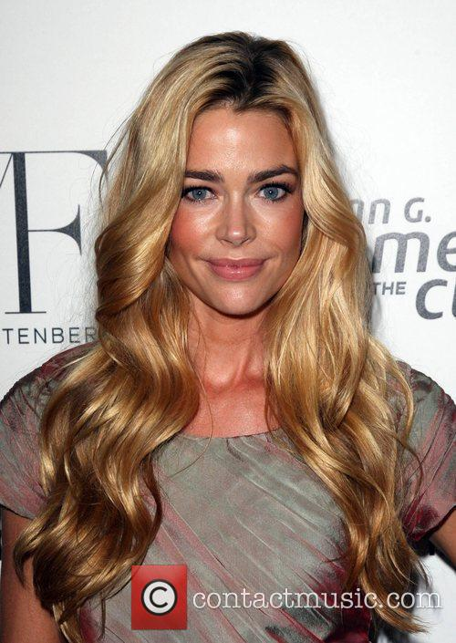 Denise Richards Fashion show for Susan G. Komen...