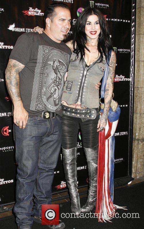Kat Von D and Cinespace 8