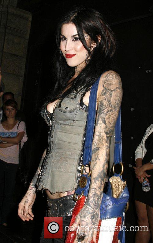 Kat Von D and Cinespace 7