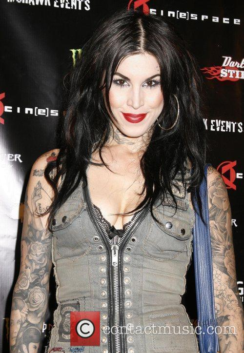 Kat Von D and Cinespace 10