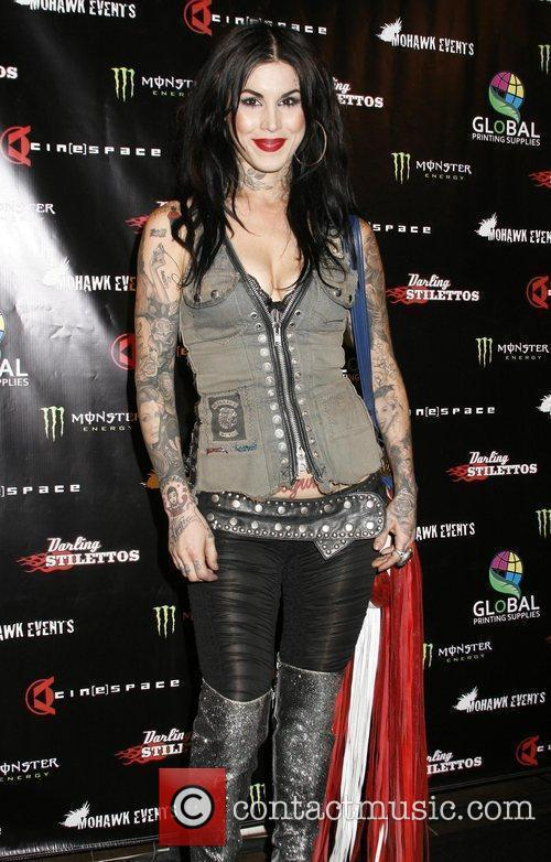 Kat Von D and Cinespace 5
