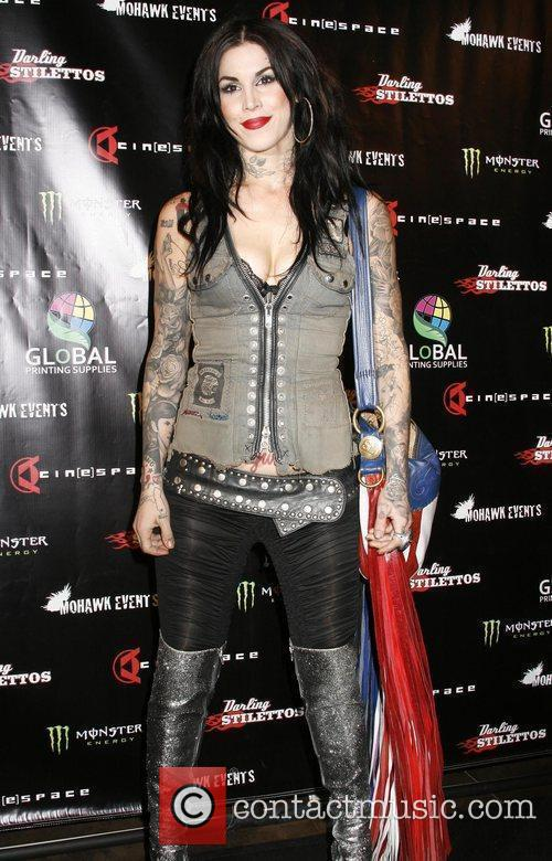 Kat Von D and Cinespace 6