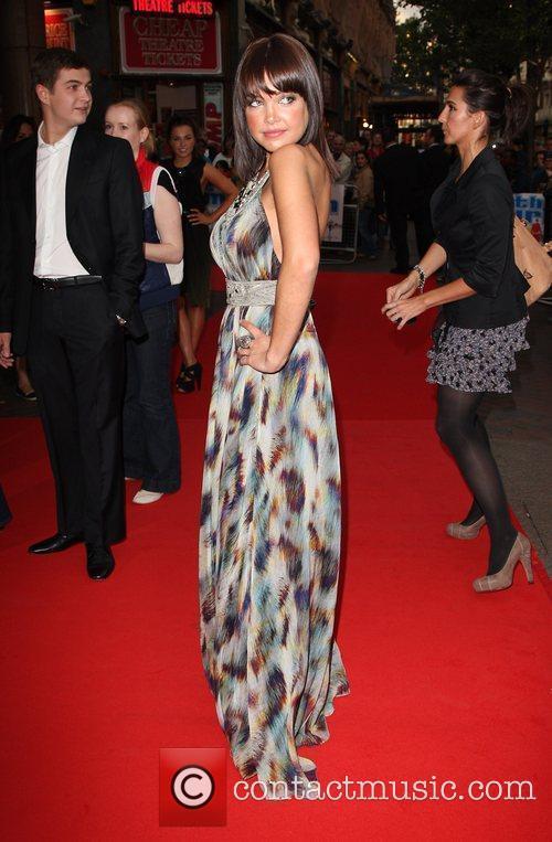 Joanne Matthews The Firm - UK film premiere...