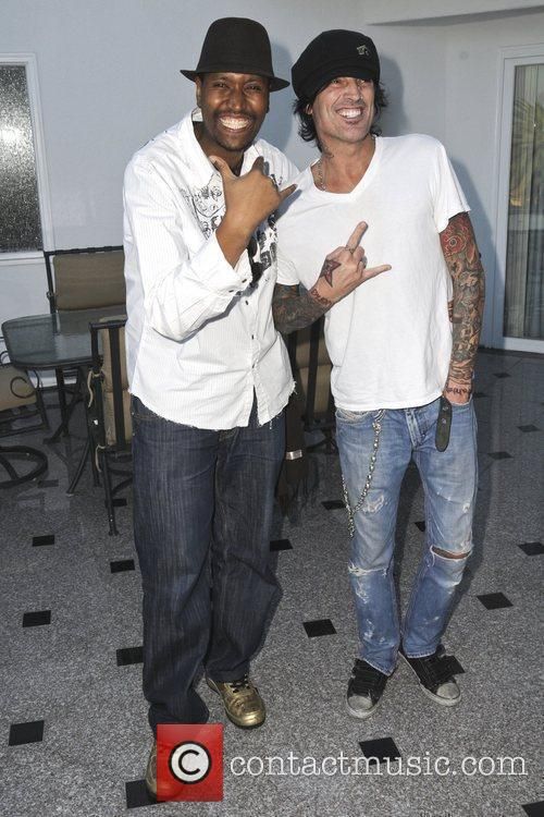 Devon Guzzie and Tommy Lee 'The Good Life'...