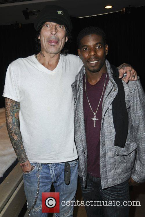 Tommy Lee and Donnie Athens 'The Good Life'...