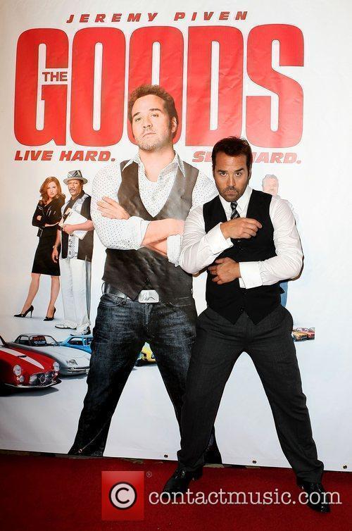 Jeremy Piven and Las Vegas 3
