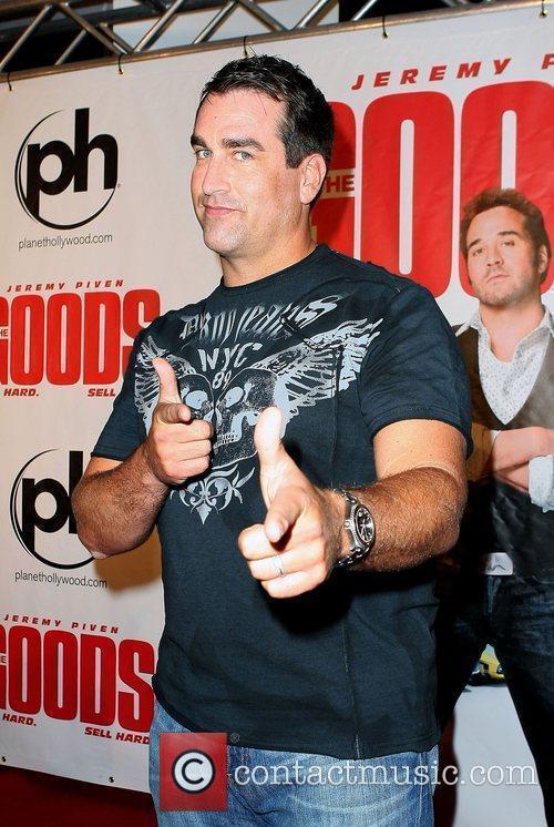 Rob Riggle and Las Vegas 3