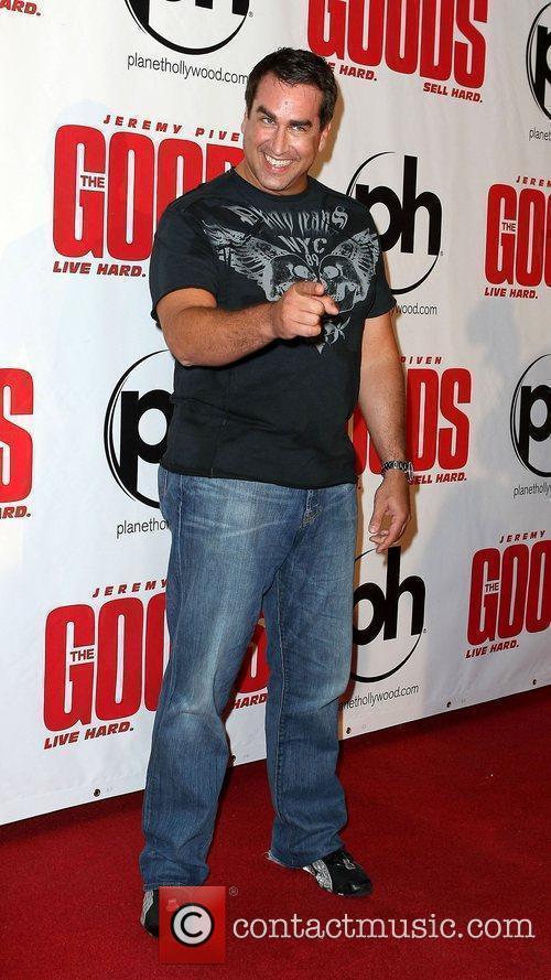 Rob Riggle, Las Vegas, Planet Hollywood