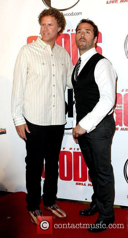 Will Ferrell and Jeremy Piven,  The Las...