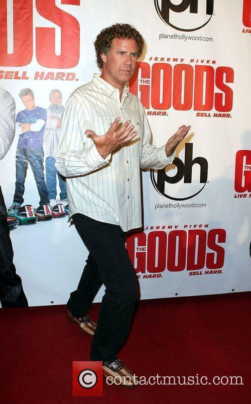 Will Ferrell and Las Vegas 1