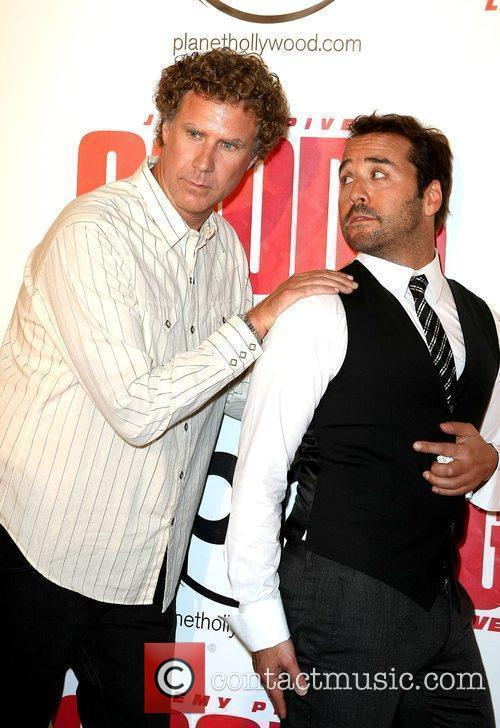 Will Ferrell, Jeremy Piven and Las Vegas 7