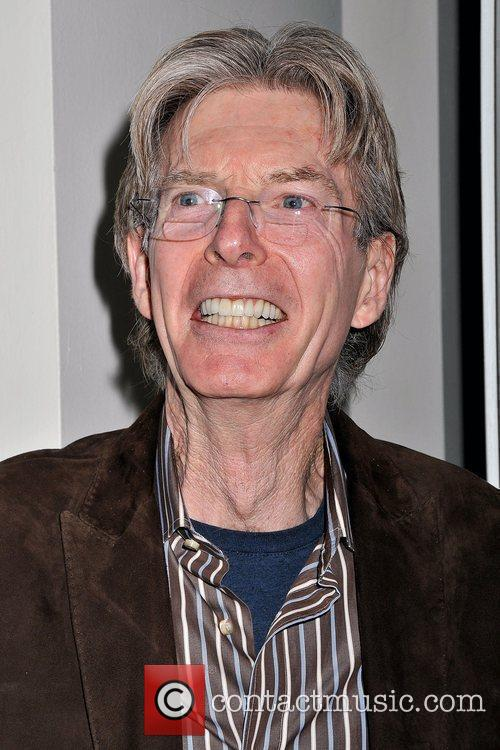Photo of Phil Lesh