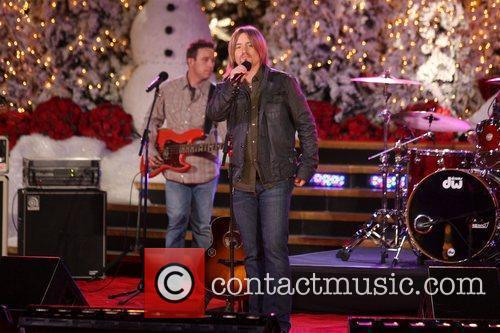 Lonestar The Grove's annual tree lighting celebration Los...