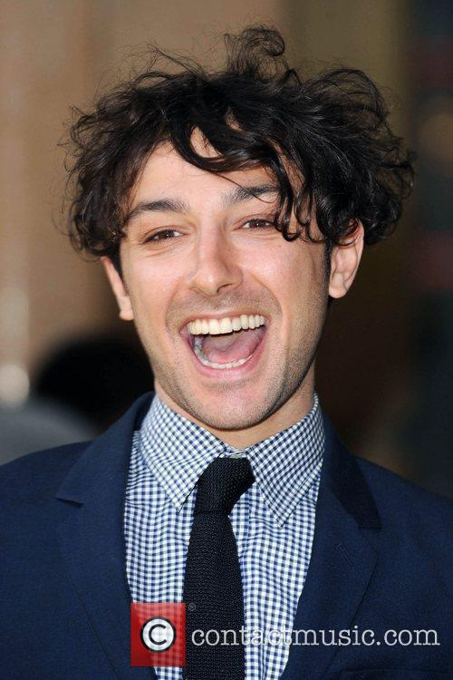 Alex Zane UK Premiere of 'The Hangover' held...