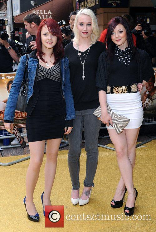 Cat Prescott & Meghan Prescott and Lily Loveless...