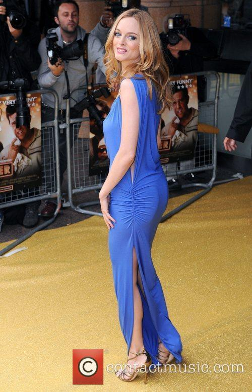 UK Premiere of 'The Hangover' held at Vue...