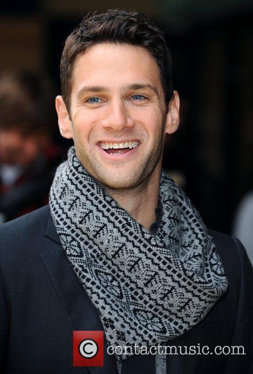 Justin Bartha UK Premiere of 'The Hangover' held...