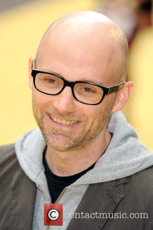 Moby UK Premiere of 'The Hangover' held at...