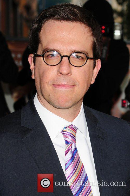 Ed Helms  UK Premiere of 'The Hangover'...