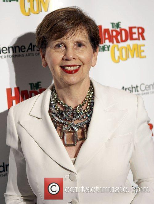Philanthropist Adrienne Arsht The opening performance of the...