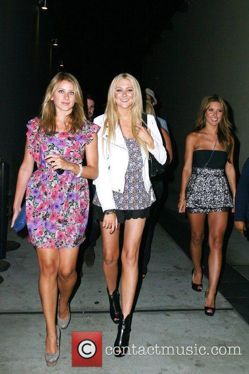 Audrina Patridge, Stephanie Pratt, and Lauren 'Lo' Bosworth...