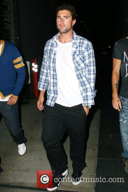 Brody Jenner 'The Hills' stars enjoy a night...