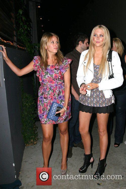 'The Hills' stars enjoy a night out in...