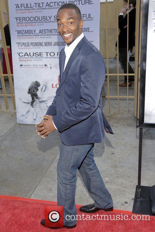 Anthony Mackie 'The Hurt Locker' premiere held at...