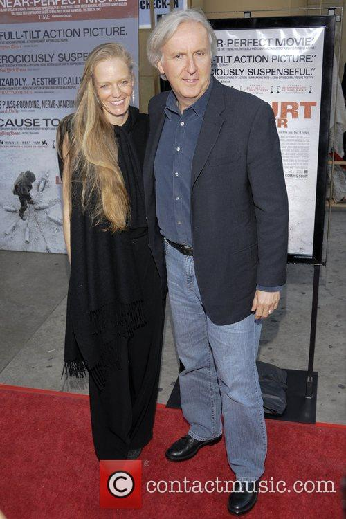 James Cameron and wife Suzy Amis 'The Hurt...