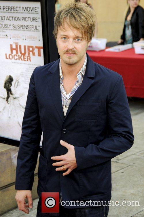 Joshua Leonard 'The Hurt Locker' premiere held at...