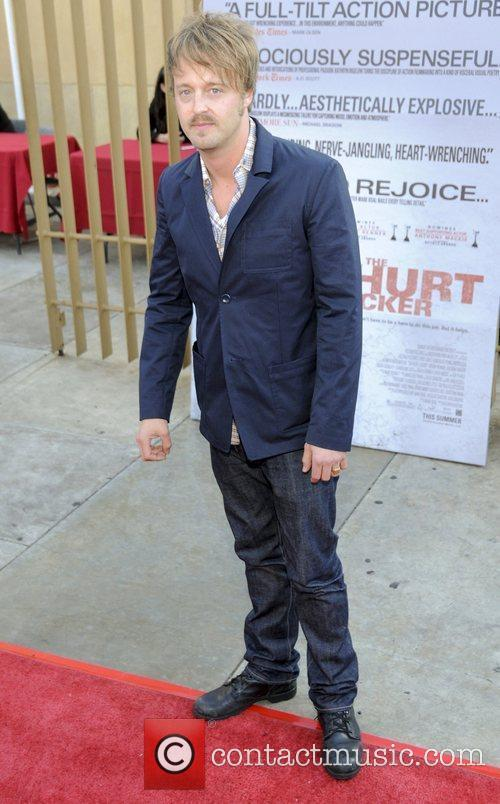 'The Hurt Locker' premiere held at the Egyptian...