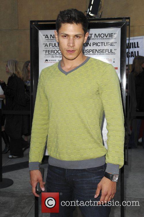 Alex Meraz 'The Hurt Locker' premiere held at...