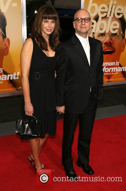 Jules Asner and Steven Soderbergh 2