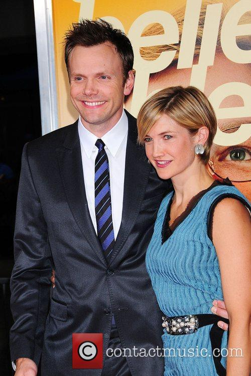 John McHale and guest New York Premiere of...