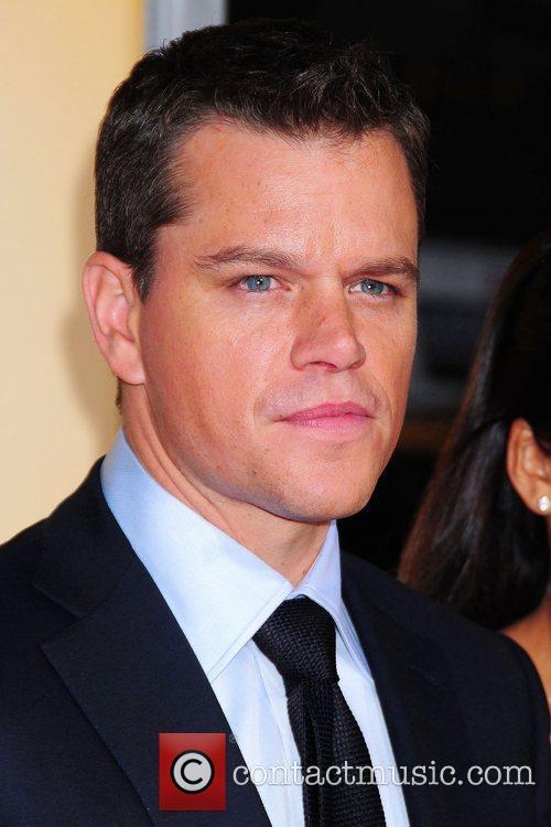 Matt Damon 7