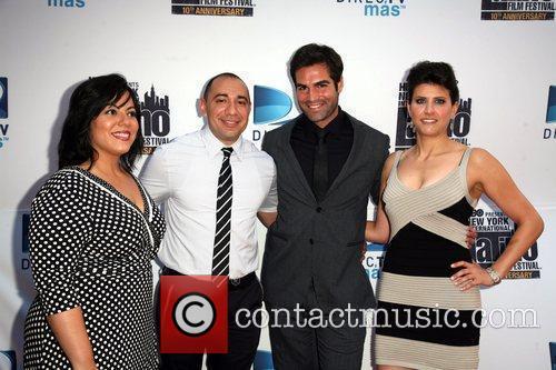 Jordi Vilasuso New York international latino film festival...