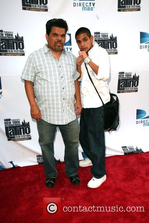Luis Guzman With His Son 2