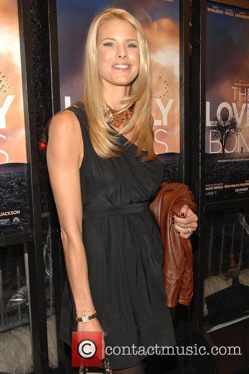 Beth Ostrosky Special screening of 'The Lovely Bones'...