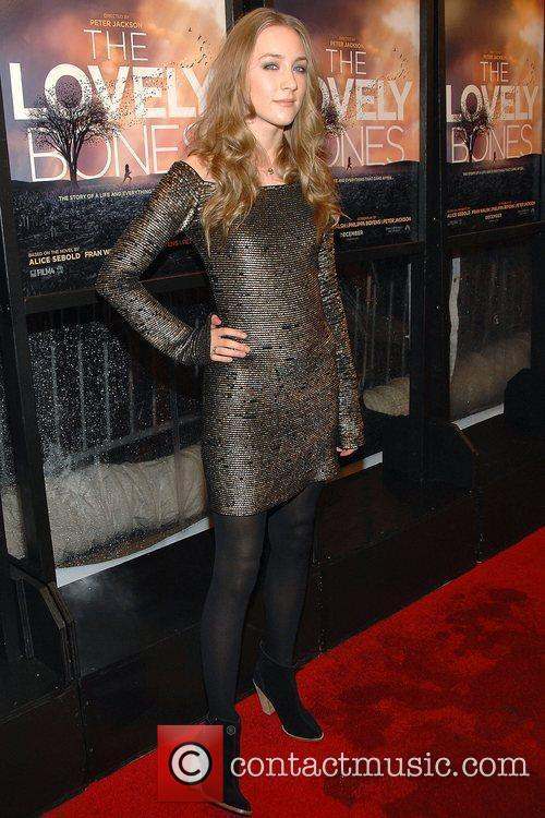 Saoirse Ronan Special screening of 'The Lovely Bones'...