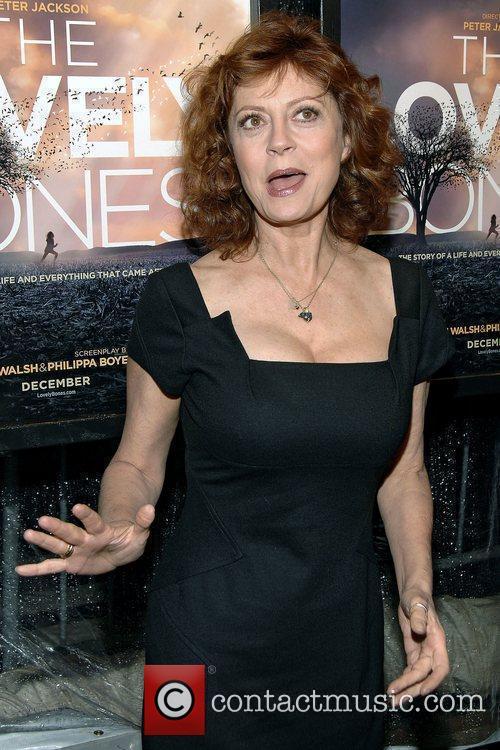 Susan Sarandon Special screening of 'The Lovely Bones'...