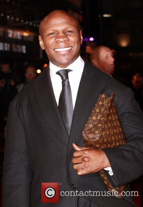 Chris Eubank 3