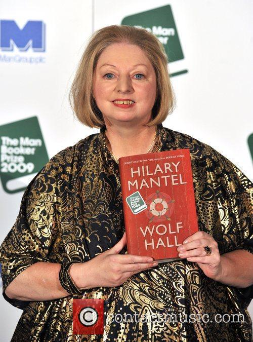 Hilary Mantel 5