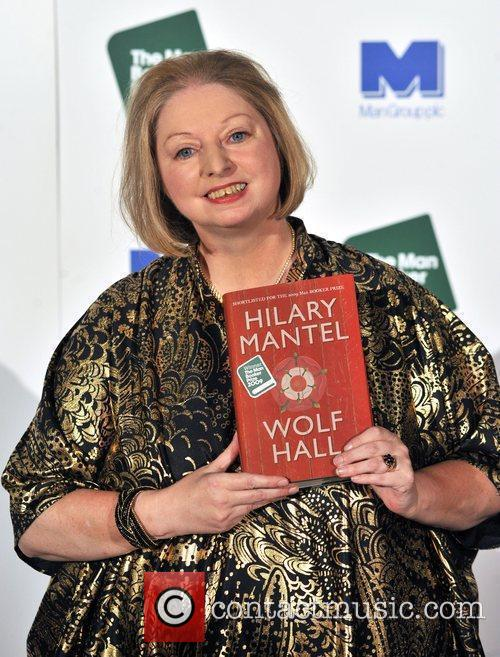 Hilary Mantel 6