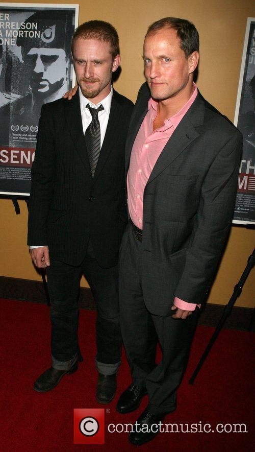 Ben Foster and Woody Harrelson 6
