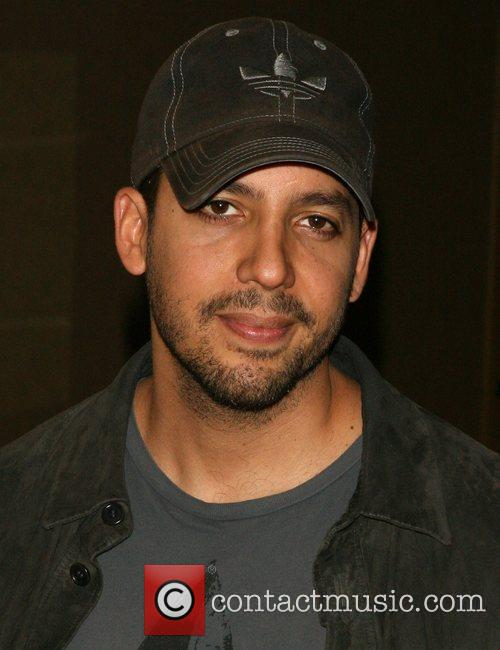 David Blaine The New York premiere of 'The...
