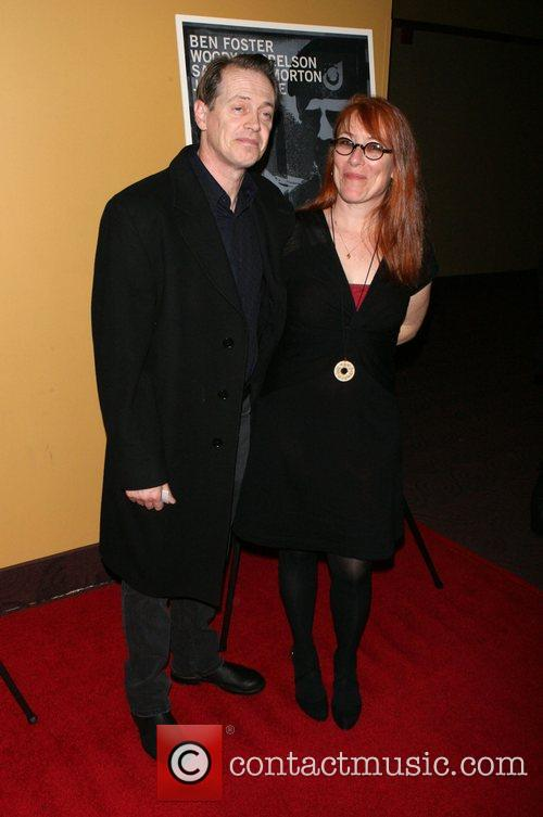 Steve Buscemi and Jo Andres 3