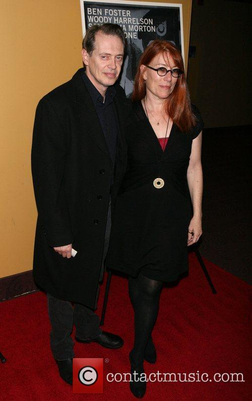 Steve Buscemi and Jo Andres 1