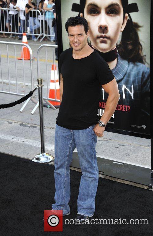 Antonio Sabato Jr arrives at the Los Angeles...