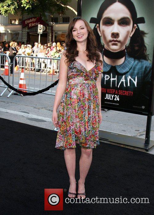 Ashley Rickards The Los Angeles premiere of 'Orphan'...
